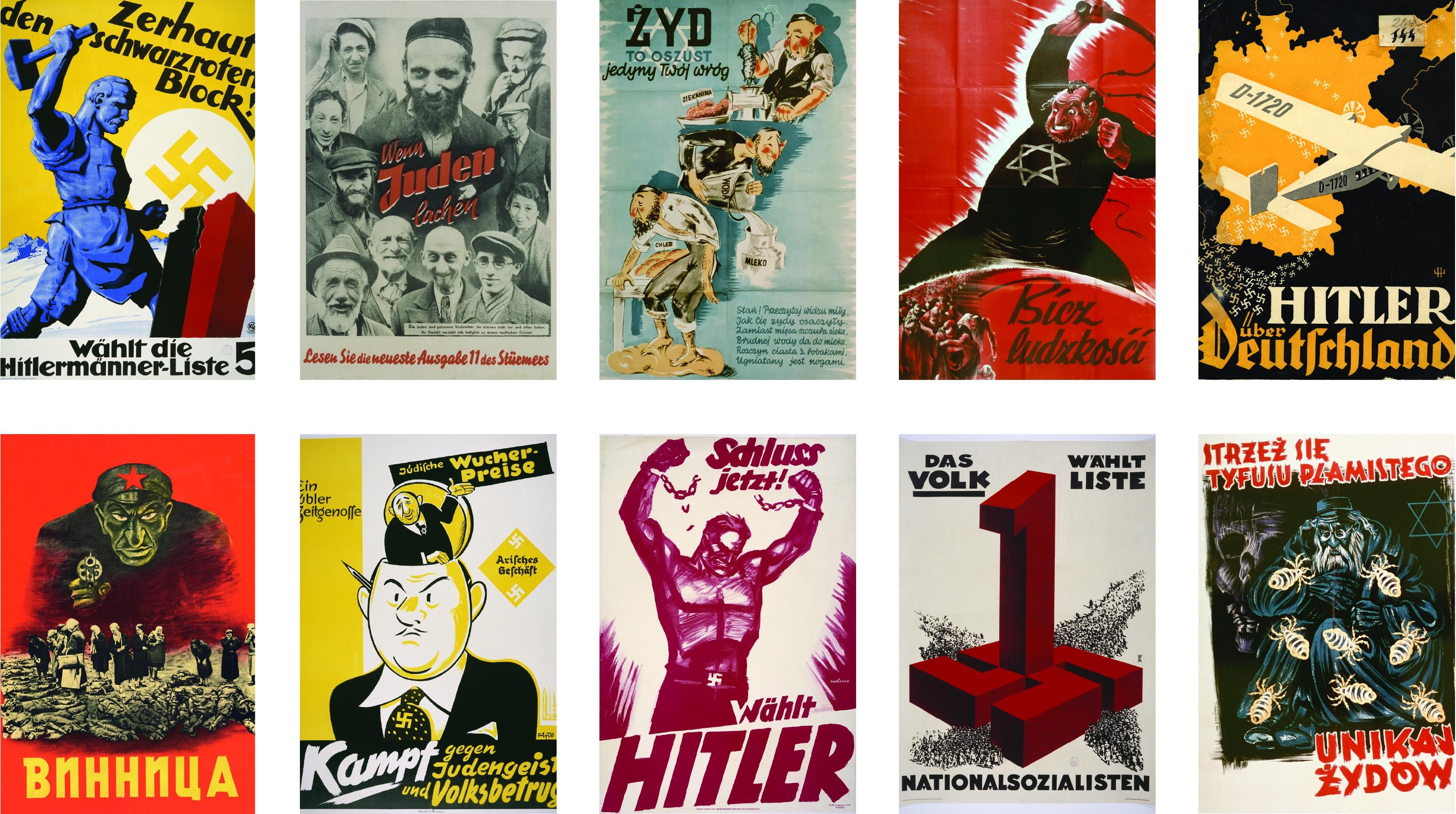 Why We Need to Study Nazi Propaganda - Memory & Action - Medium