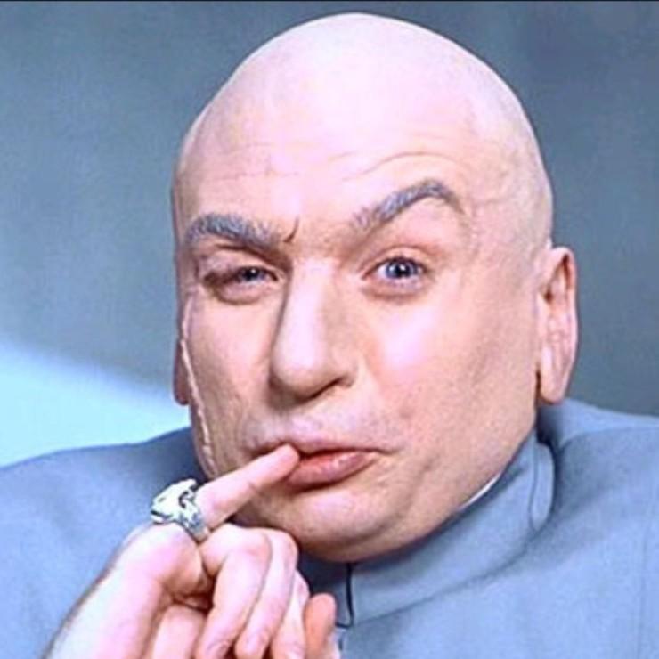 Image result for dr. evil