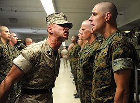 290px-Drill_instructor_at_the_Officer_Candidate_School