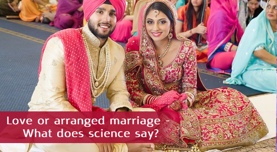 Love or arranged marriage — What does science say? | by Royal Matrimonial |  Medium