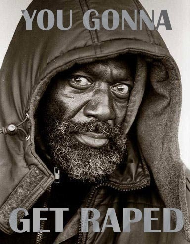 Popular Racist Memes: You Gonna Get Raped
