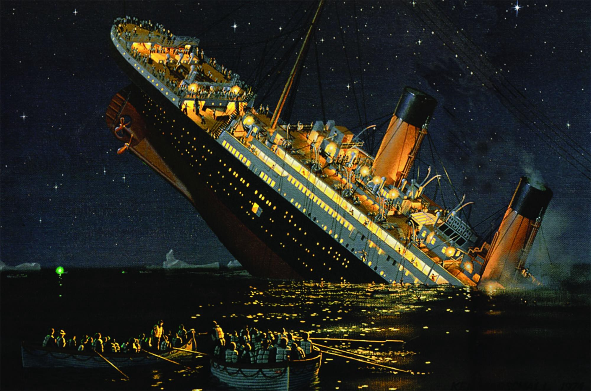 Who was at fault during the Titanic sinking? | by Arnav B | Medium